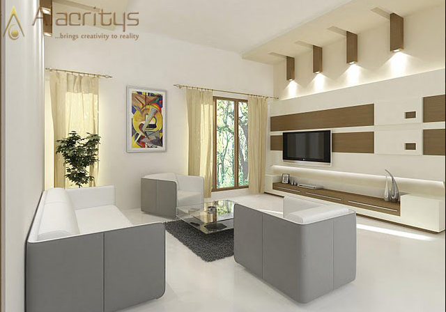 4 BHK Residential Interior Design Project At Baner Pune