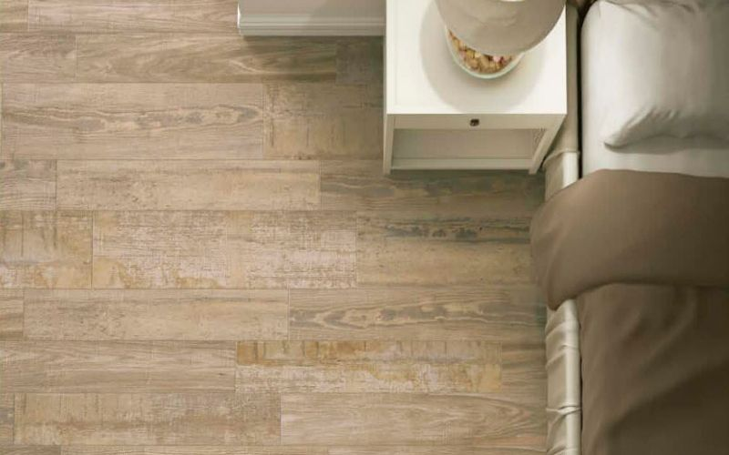 suelo cermico imitacin a madera rstica - Suelos Ceramica Imitacion Madera