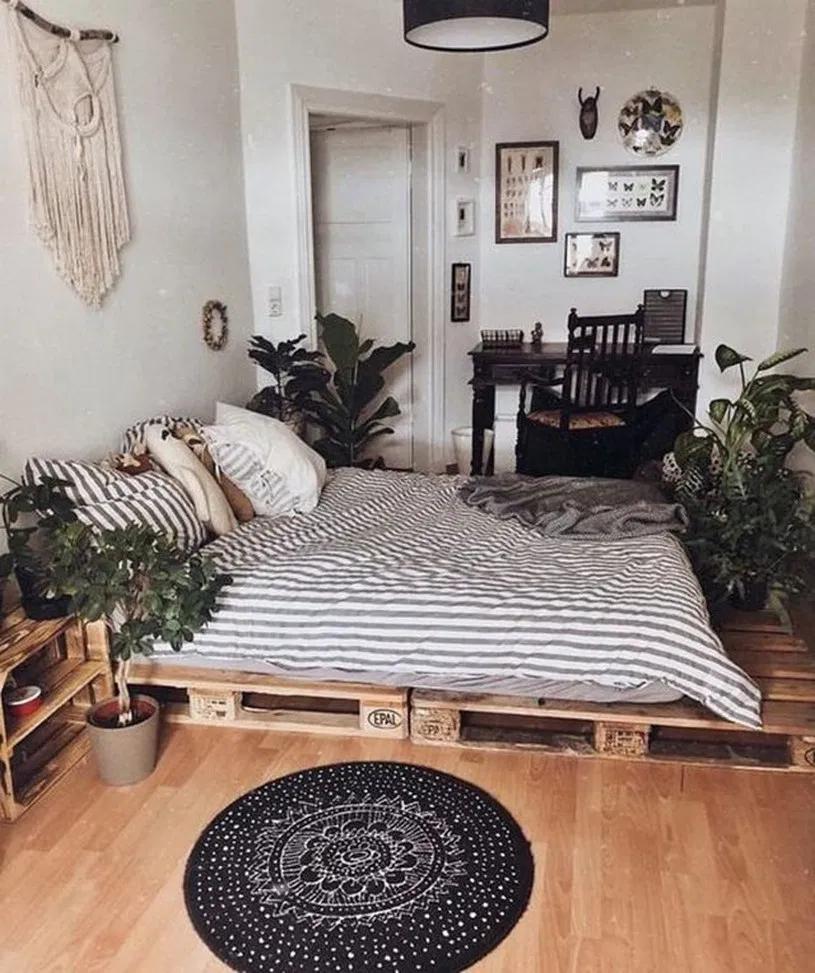 71 cozy minimalist bedroom decorating ideas with special ...