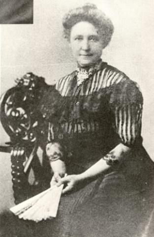 Kate Adams Keller Twenty Years Younger Than Her Husband Was His