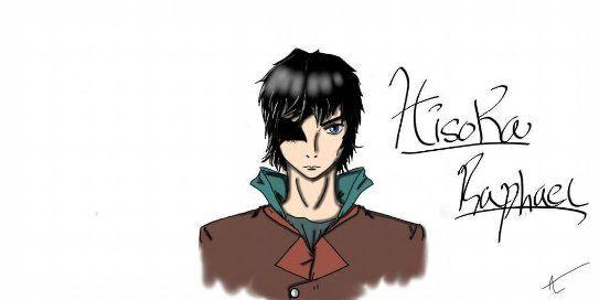 Hisoka Rapheal- Random Character Sketch