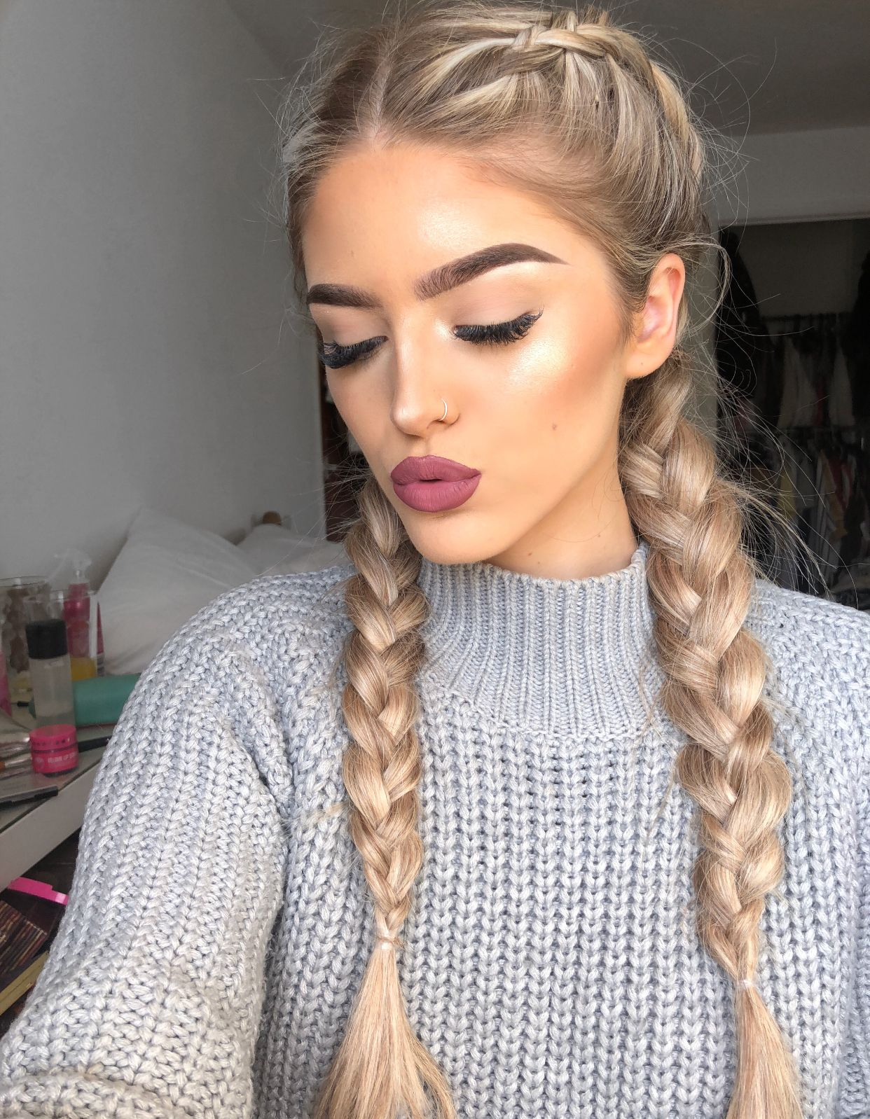 Create Chunky Braids With Your Liberty Hair Extensions Ultimate