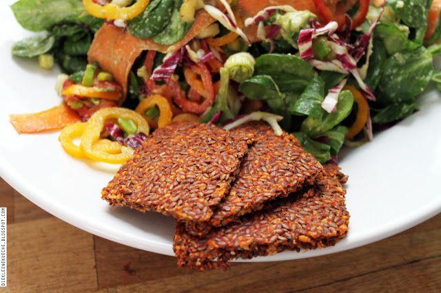 Die Kleine Küche: Chili-Cracker