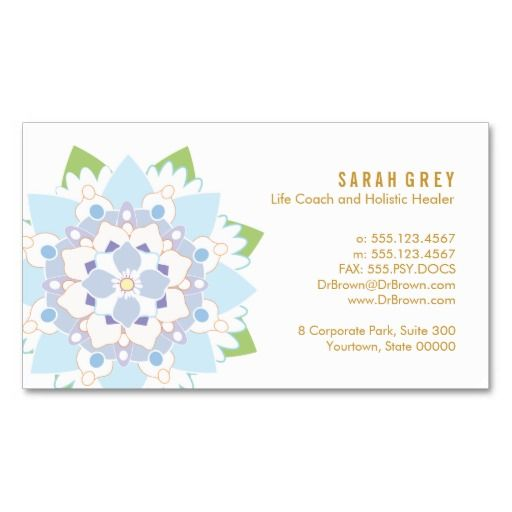 Blue lotus wellness holistic health appointment business card blue lotus wellness holistic health appointment business card colourmoves