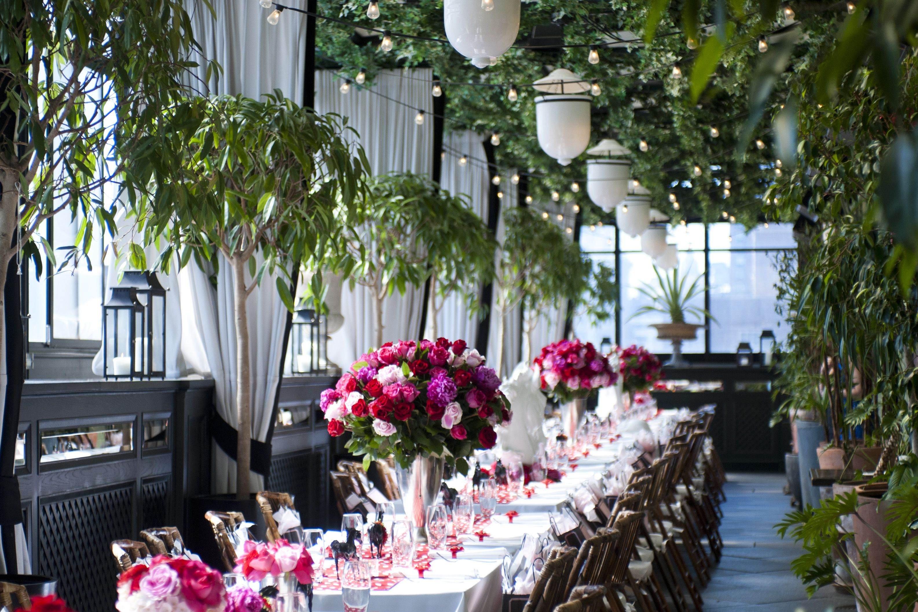 kentucky derby theme bridal shower at the gramercy park hotel nyc