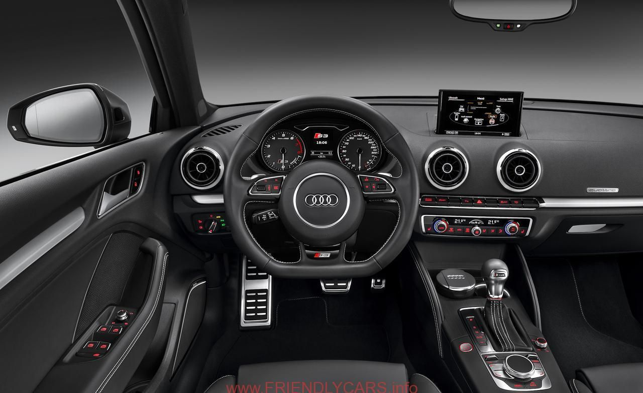 Awesome 2014 Audi A3 Interior Car Images Hd Audi A3 Sedan 2014