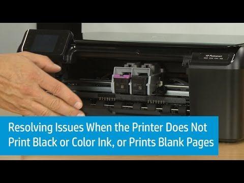 HP 6500 Office jet E709a - Black printer cartridge HP 920
