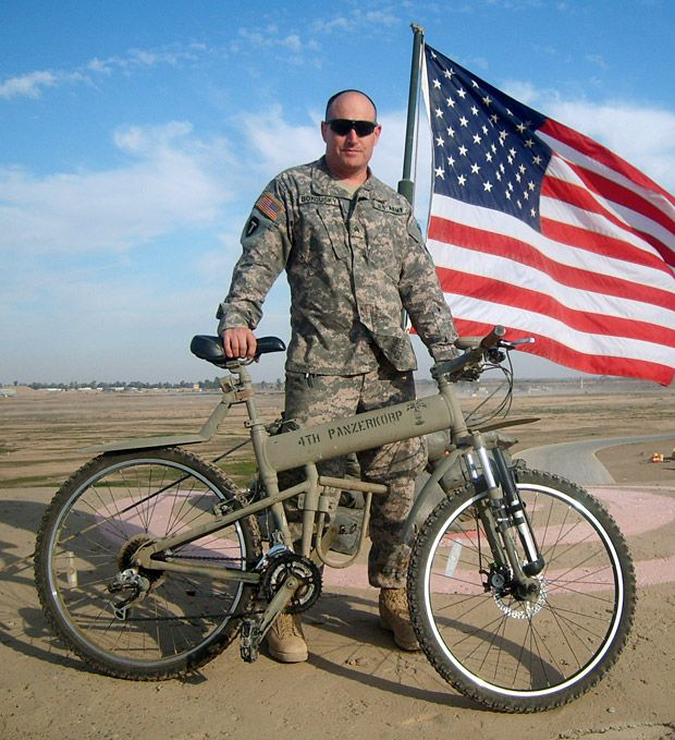 Paratrooper Bike Bicycles Has A Very Long History With The