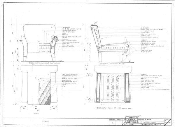 Sofa Construction Drawing Google Search Drawing