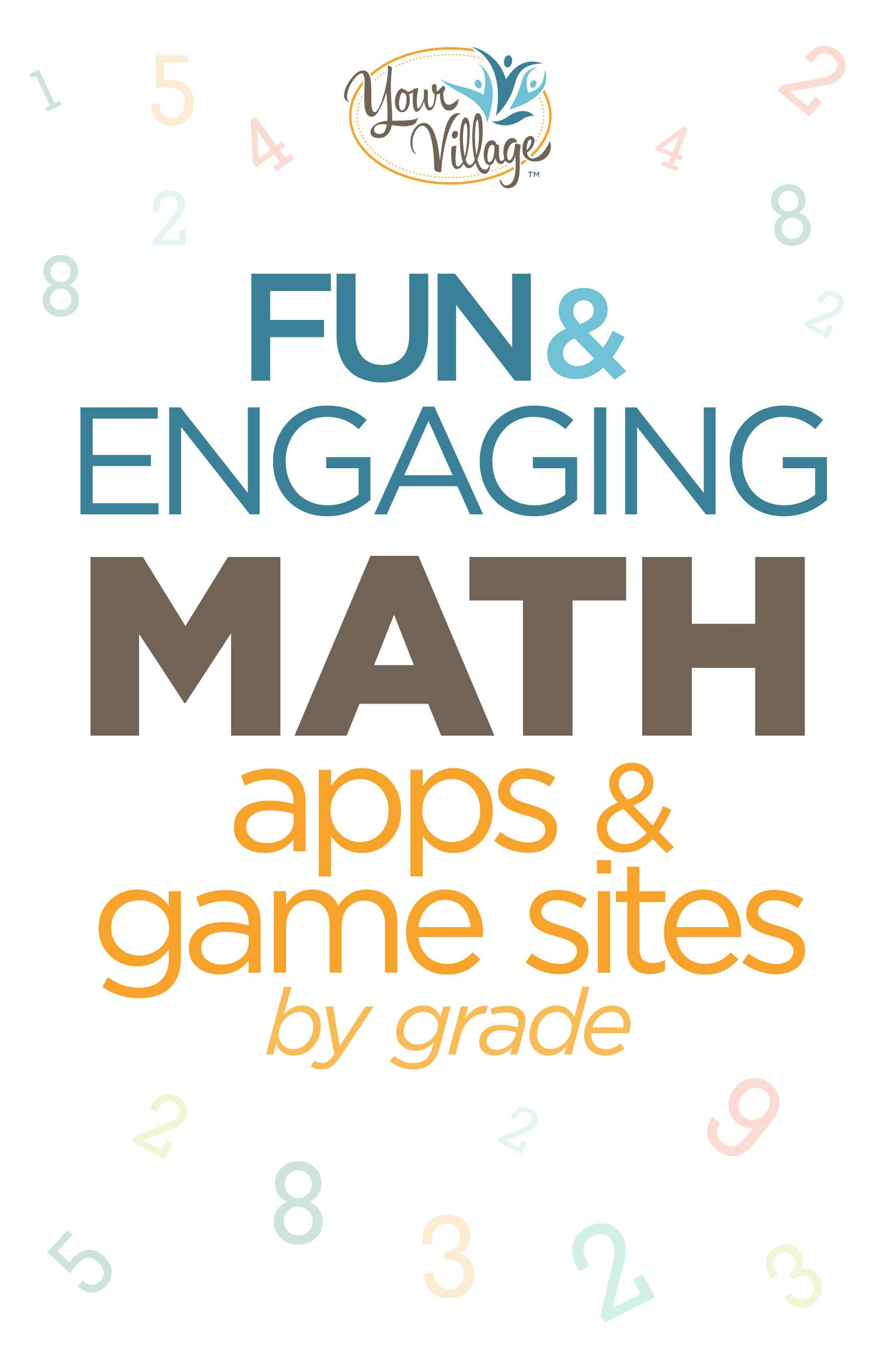 Fun And Engaging Ways Kids Learning Math Apps & Sites