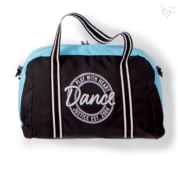 For The Dance Lover A Made To Match Gym Bag All