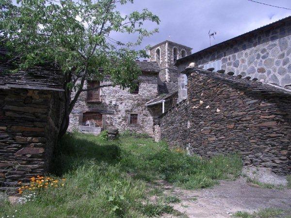 Campillo de Ranas. Pueblos negros, Guadalajara Spain