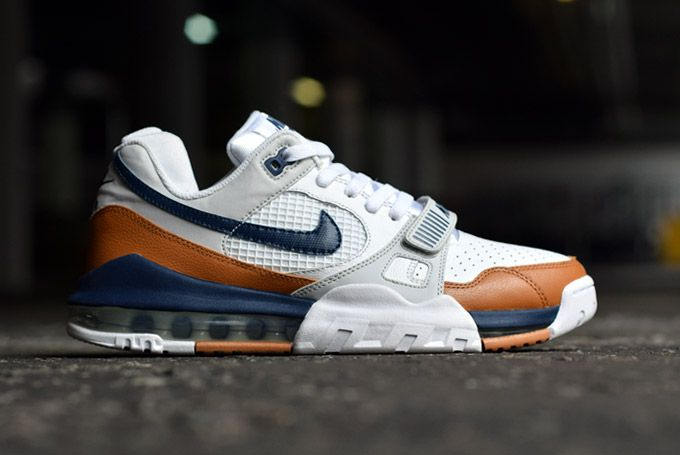 purchase cheap 6b3a1 79dfc Nike s New Air Trainer Max 360 2 In A Classic  Medicine Ball  Colorway   Sole  Collector