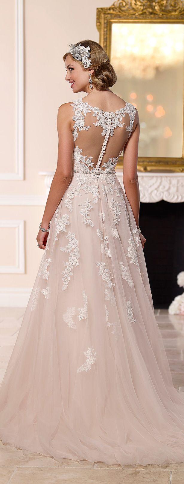 Stella York Spring 2016 Bridal Collection | Brautstyling ...