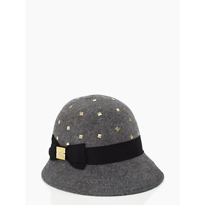 cc0b3d673 to the brim studded cloche or studded cloche | Style is Eternal ...