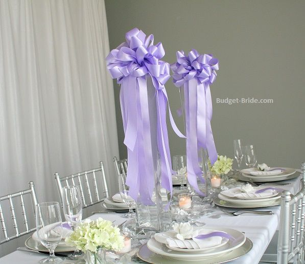 Cheap Idea For Rental Vases At Wedding Wedding Decor And Reception