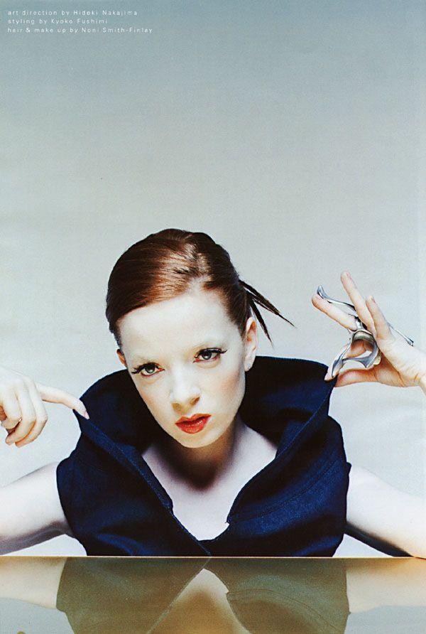 Institute for Y2K Aesthetics — Shirley Manson (1998)