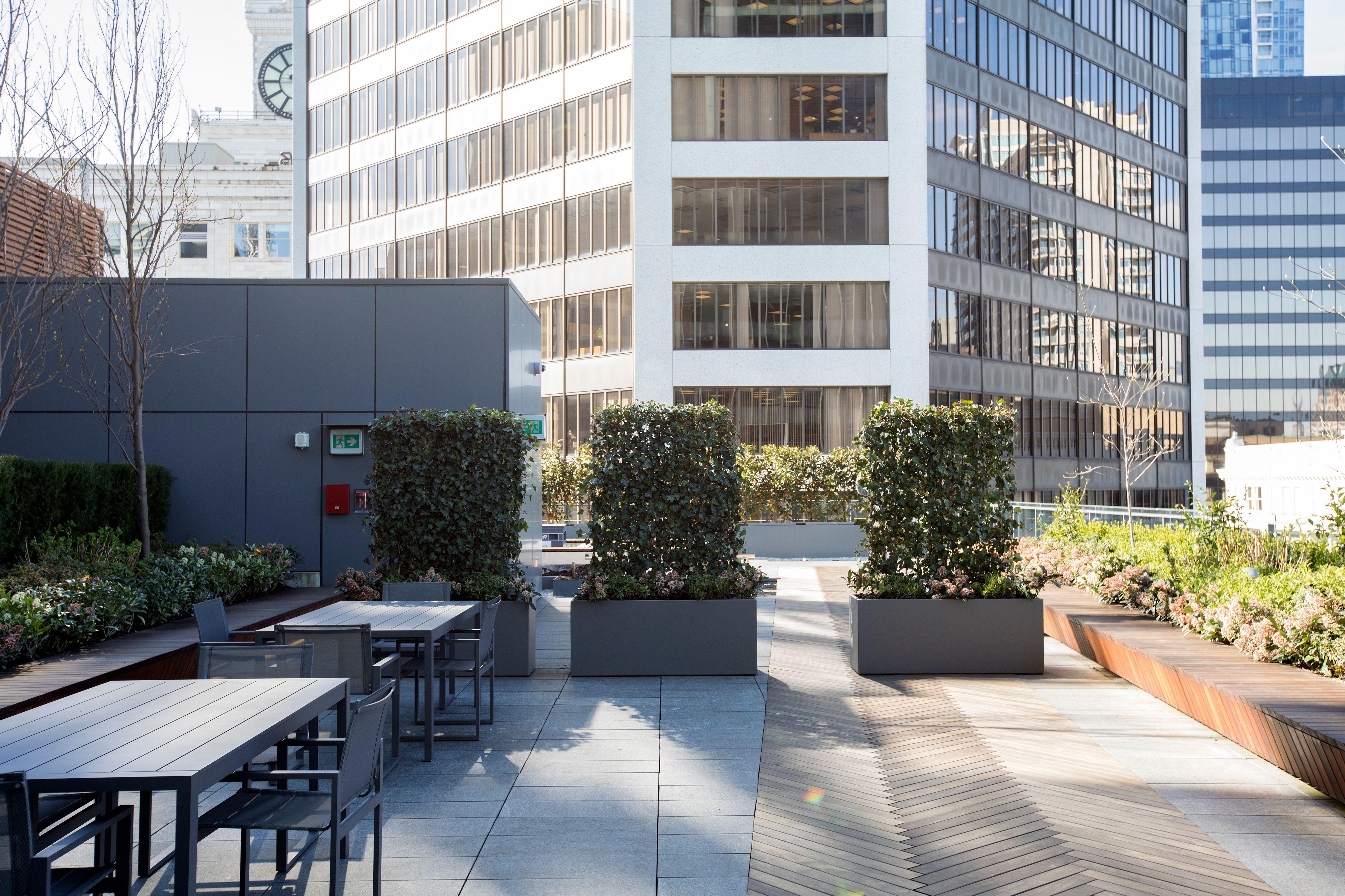 Modern elite planters planters modern outdoor living pinterest