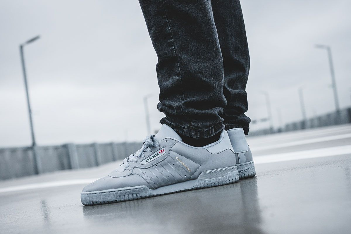 5a8349386 On-Foot  adidas Yeezy Powerphase