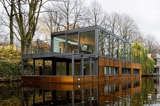 Floating Home Hamburg