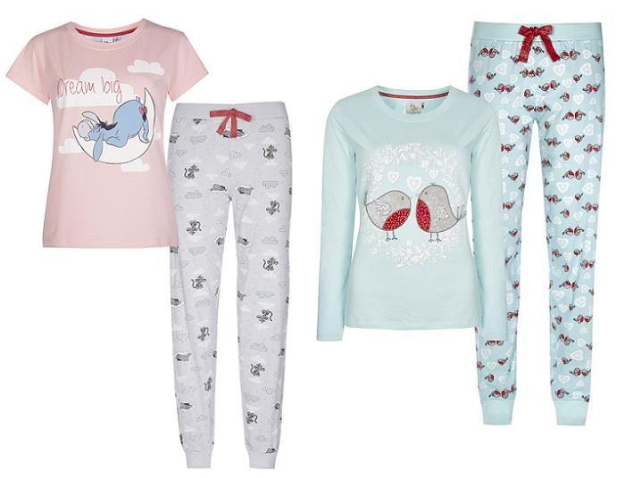 c816ef18cd nuevos pijamas primark invierno 2016 mujer