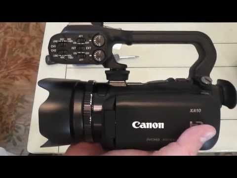 Canon Xa10 Handle Rattle Fix I Almost Didn T But The Canon Xa10