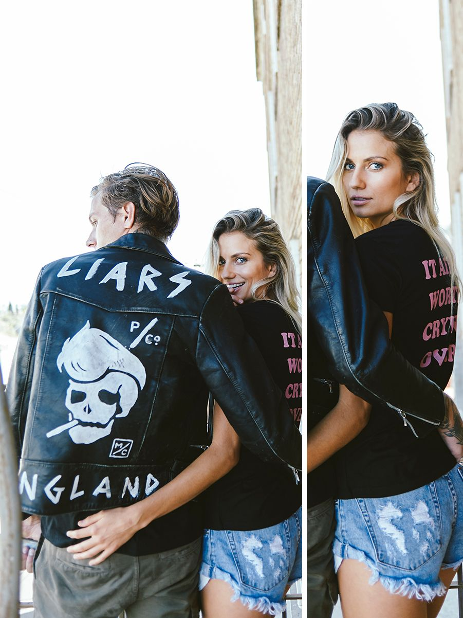 Autumn Additions P Co Custom Leather Jackets Youth Culture Utah Photographers