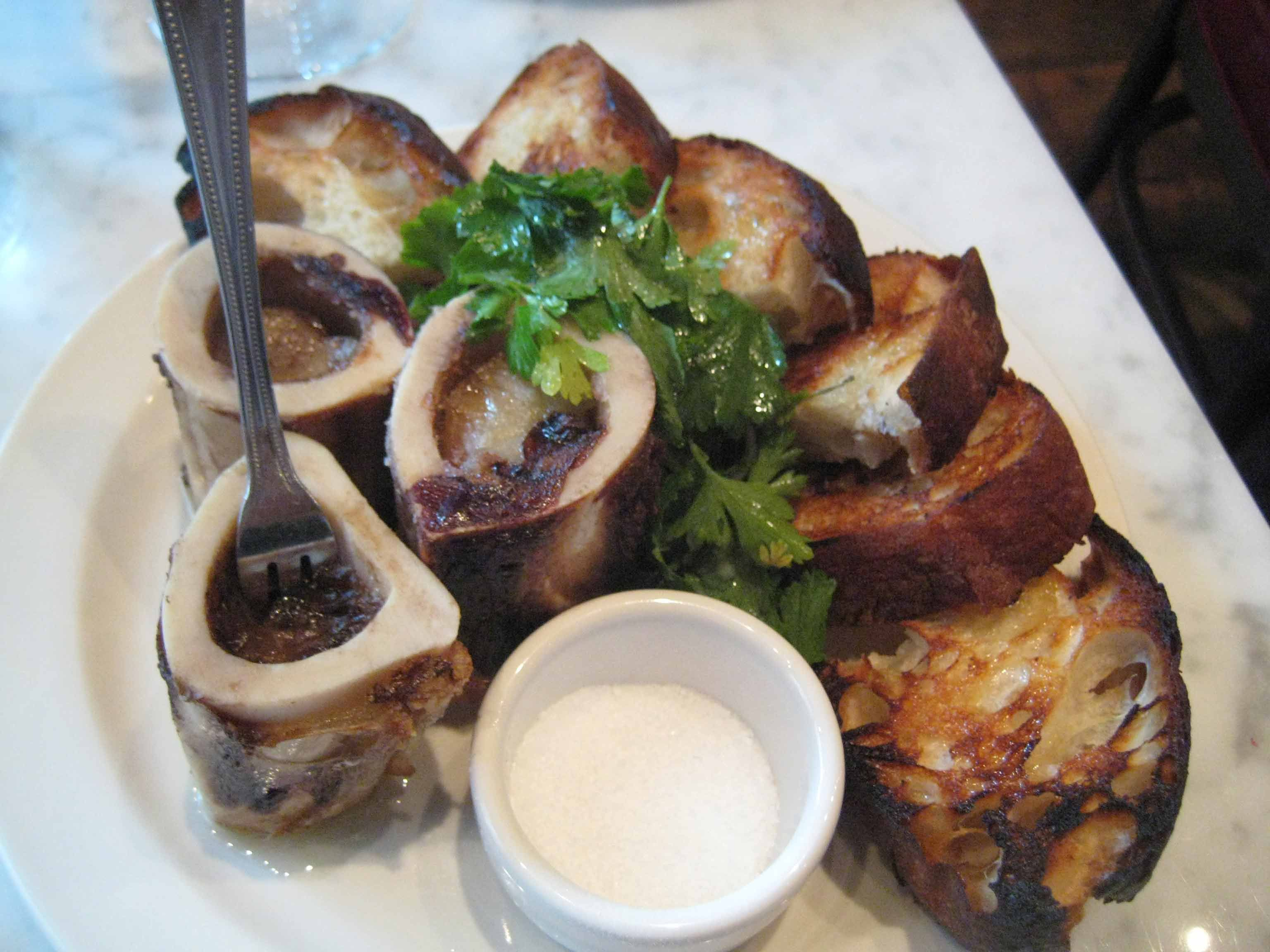 Bone Marrow From Purple Pig Chicago Foodie Spots Chicago Food Roasted Bone Marrow