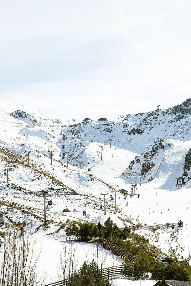 Sierra Nevada. Silvia Palma
