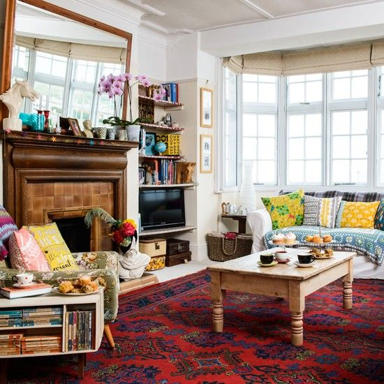 Summer style home trends decorating ideas | Living rooms, Room and ...