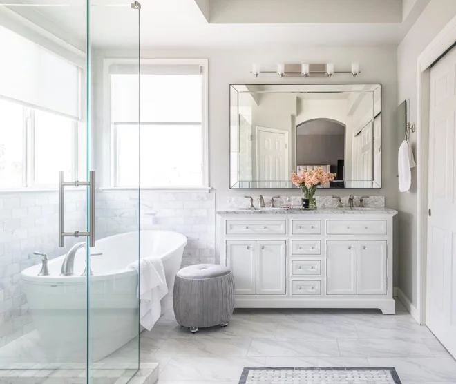 Before And After 5 Dramatic Bathroom Transformations Bathroom Transformation