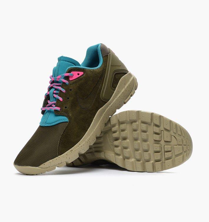 Nike Koth Mobb Ultra Low Dark Loden Emerald 749486-333 Size 11