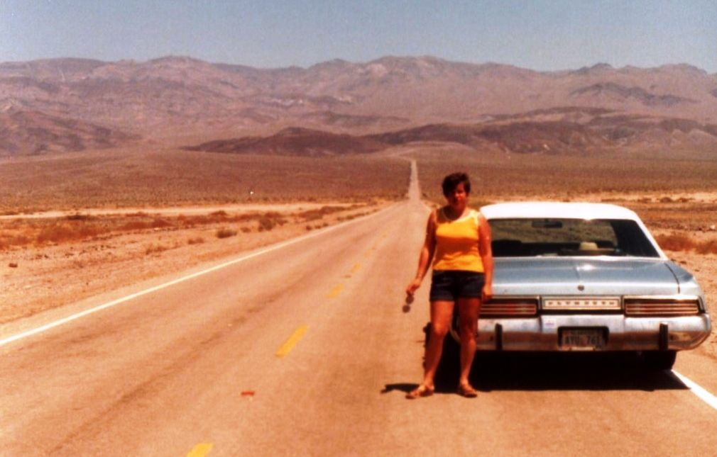 1978 Lone Pine towards Death Valley National Park