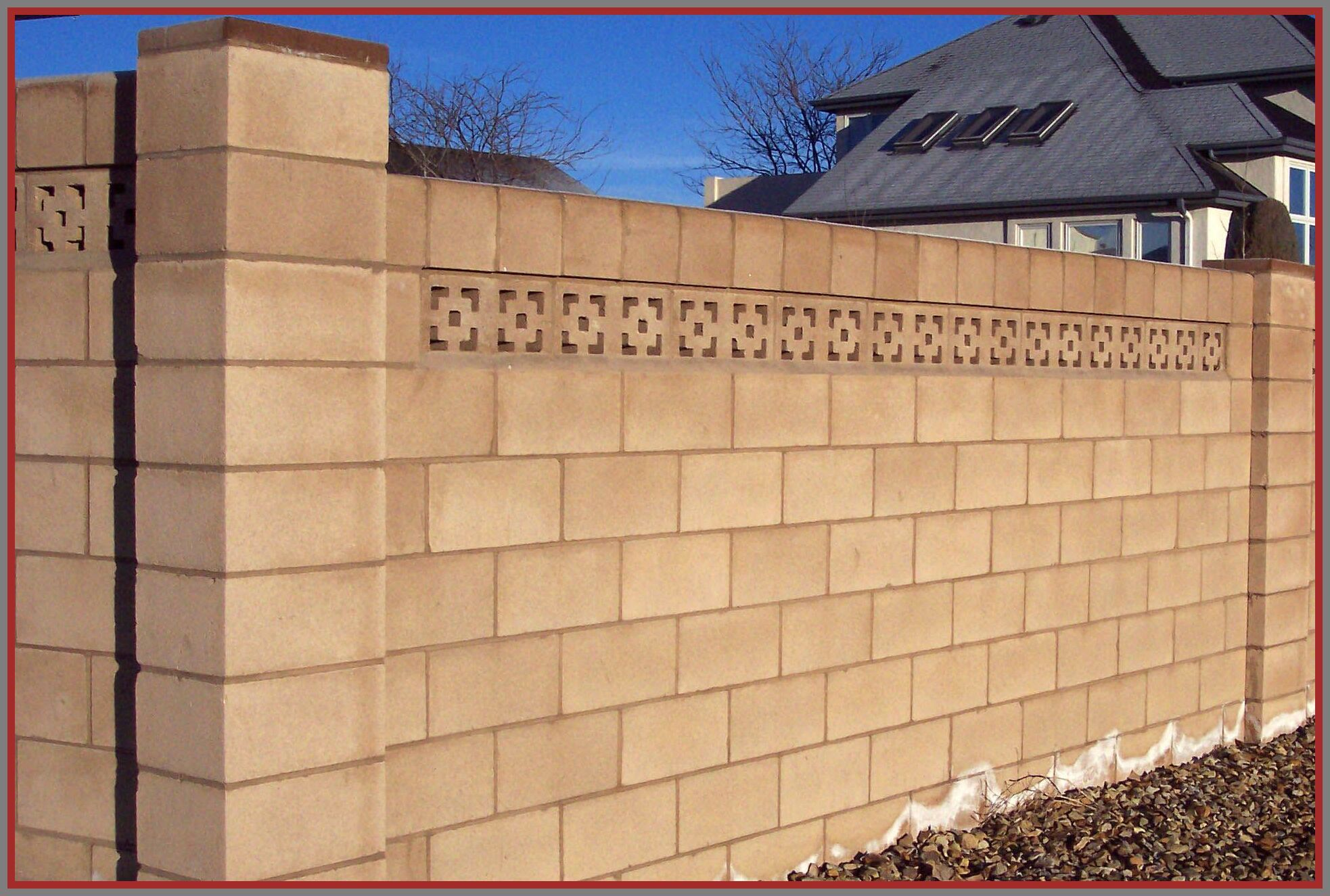 54 Reference Of Exterior Brick Wall Decor In 2020 Concrete Decor Brick Wall Decor Exterior Brick