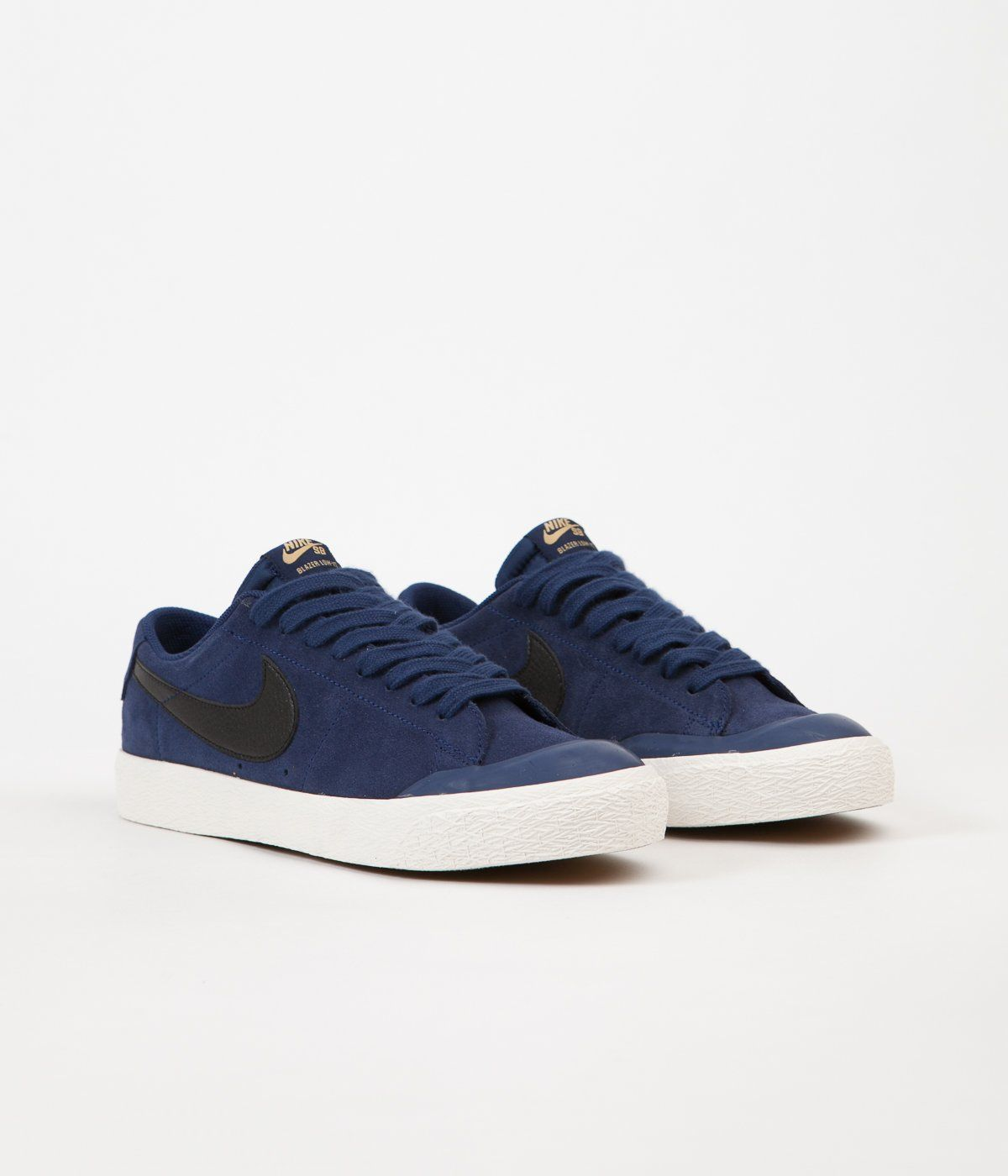 buying cheap info for high quality Nike SB Blazer Low XT Shoes - Binary Blue / Black - Gum ...