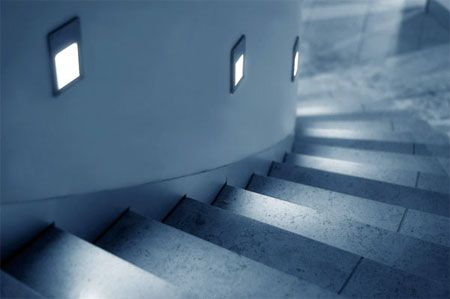stair lighting. 1000 Images About Stair Lighting On Pinterest Deck Staircases And Entrance Design