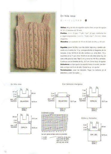 El Arte de Tejer 2008 Crochet Bebés - Melina Crochet - Álbumes web de Picasa