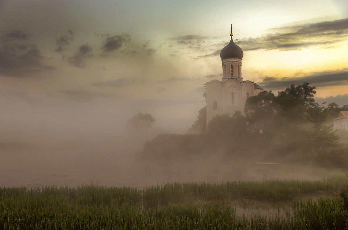 35PHOTO - Гордеев Эдуард - туманное утро...