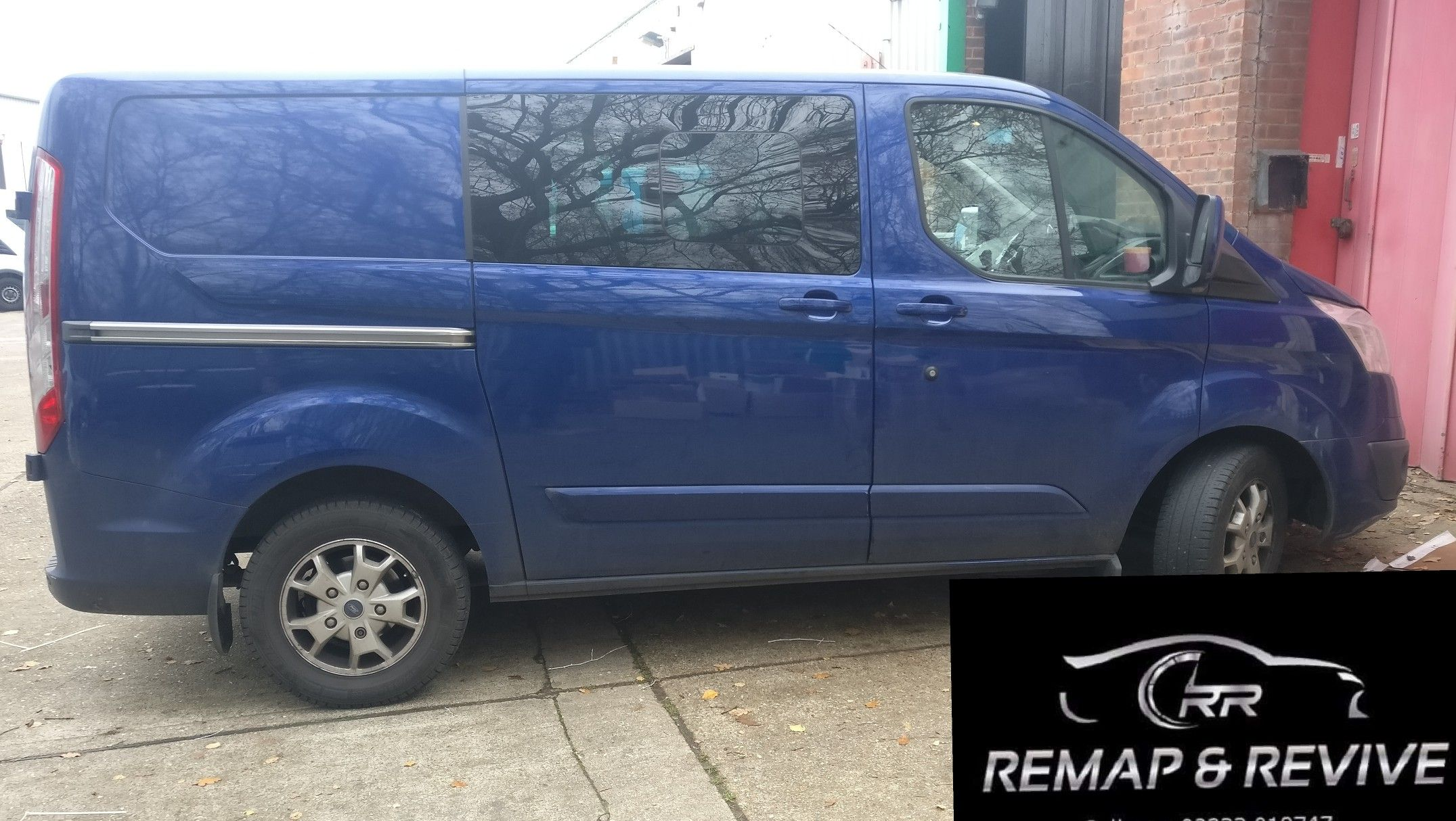 After Monday S Successful Dpf Clean On The Transit Custom We Were Back Yesterday To Remap It Taking It From 155 Bhp To A Healthy And Safe 185 Transit Custom