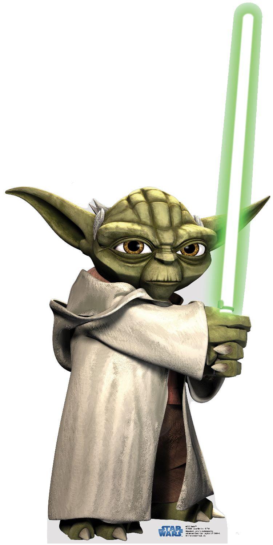 yoda cartoon Google Search Star wars poster, Star wars
