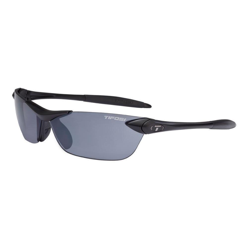 7ae7c046c3a Tifosi Seek FC Single Lens Sunglasses - Matte Black