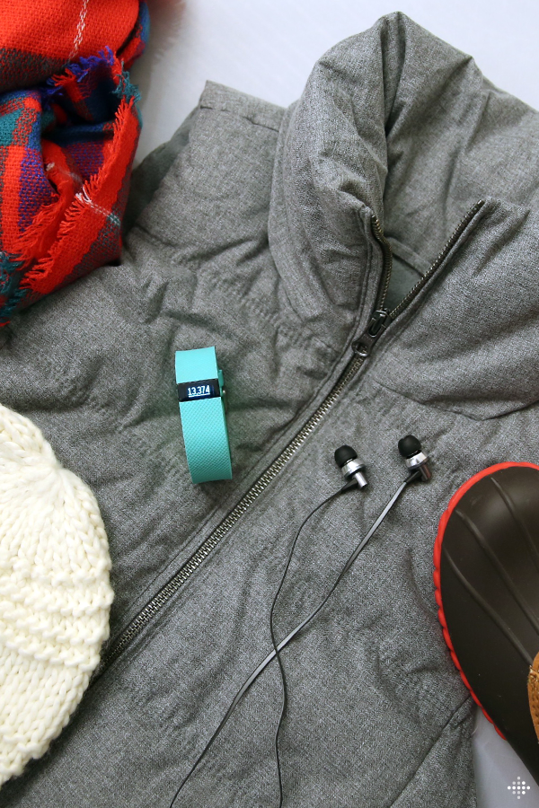 Don't let the cold weather freeze your step count - keep moving! How do you plan to reach your step goal today?