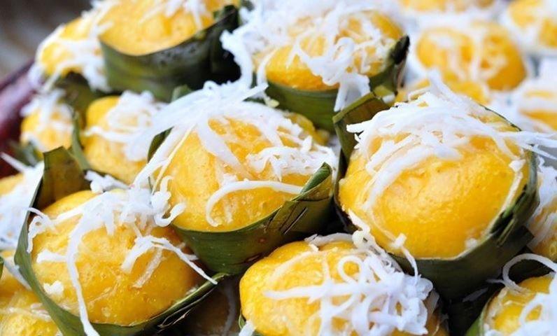 Toddy Palm Cake Recipe