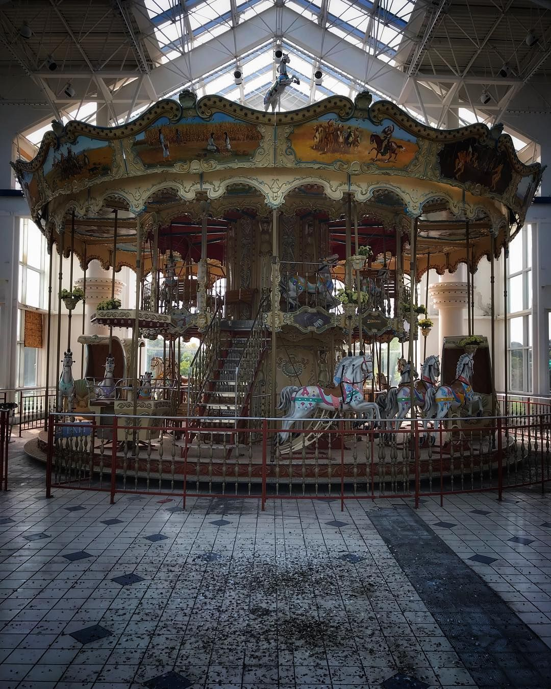"Seph Lawless On Instagram: ""How Bout An Abandoned Mall"