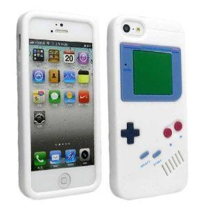 brand new be08f f5bf3 Amazon.com: i3C Accessories (TM) Game Boy Gameboy Silicone Case For ...