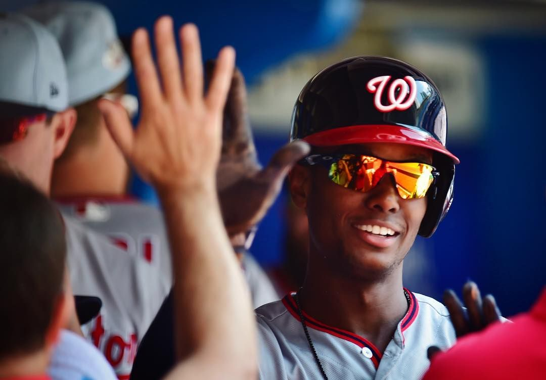 Smile If You Lead Mlb In Stolen Bases