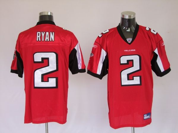 new arrival 5ba3a c9577 $25.00 Reebok NFL Jersey Atlanta Falcons Matt Ryan #2 Red ...