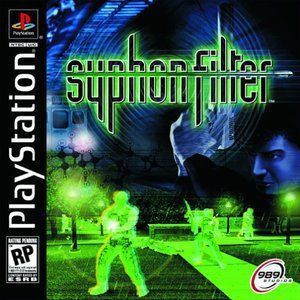 Complete Syphon Filter Ps1 Game Sony Playstation 1 Complete Game