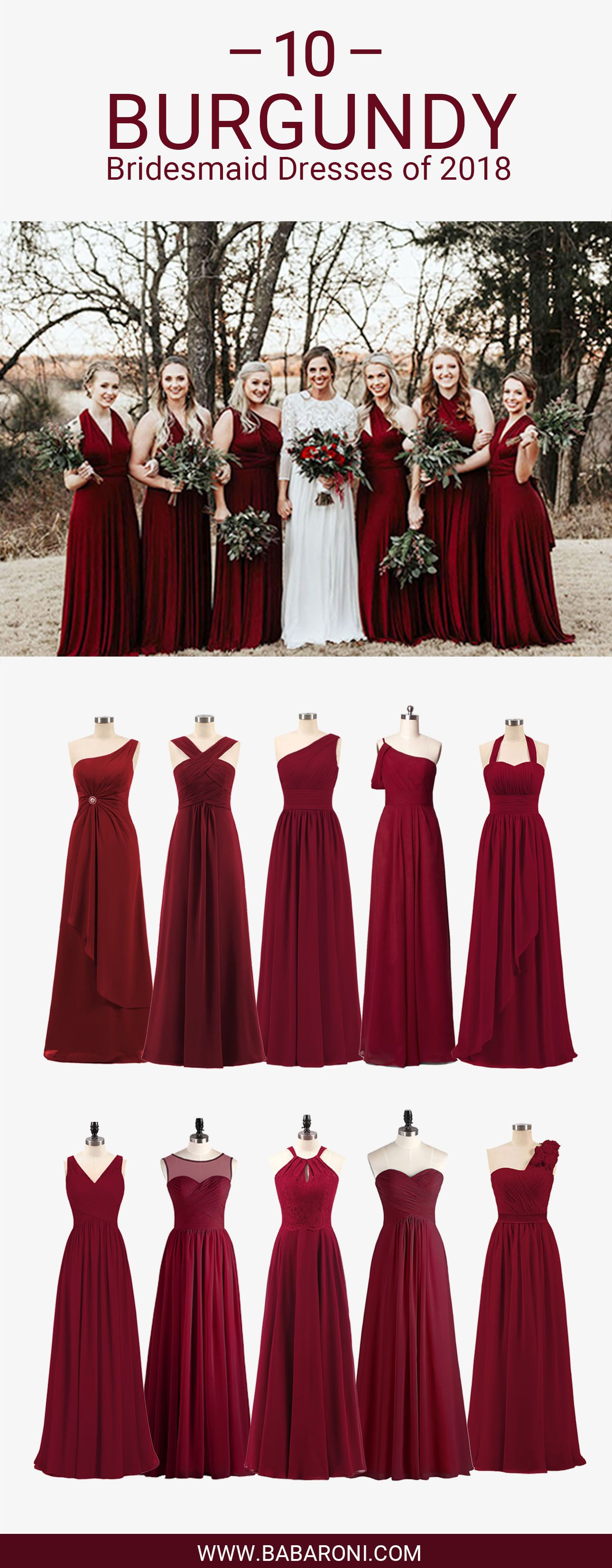 Bridesmaid dresses in wedding ideas pinterest wedding