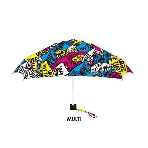 【VV限定】【VANS】折りたたみ傘【マルチカラー】